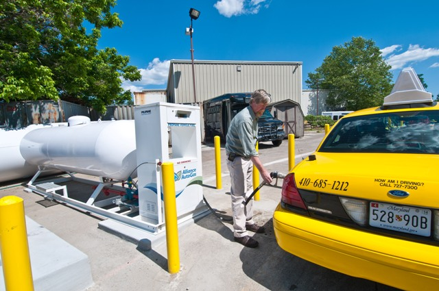 The Benefits Of Propane Autogas The Environmentally