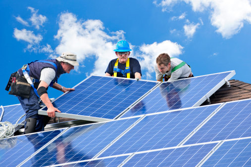 California First State Mandating New Homes Have Solar Panels