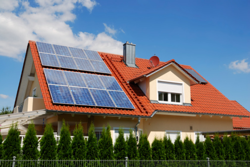 California Set to Require Solar Panels on New Homes