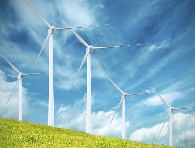 Collecting and Storing Energy from Wind Turbines