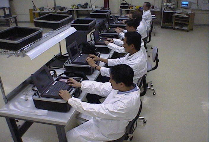 The EST Quality team tests and certifies the performance of each and every system before it is delivered the customer