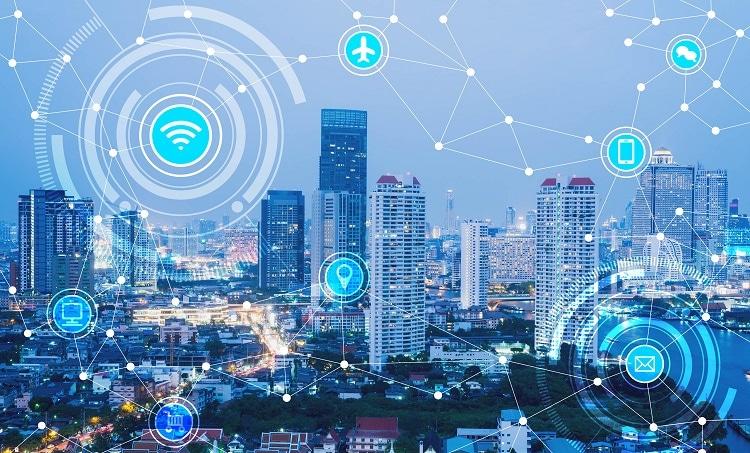 связаные умные города будущего