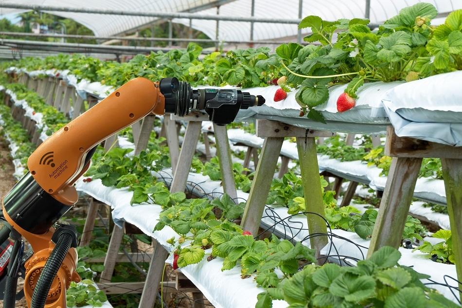 Using Robotics to Farm