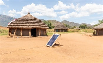 Azuri's Pay-as-you-Go Solar Technology for Off-Grid Households
