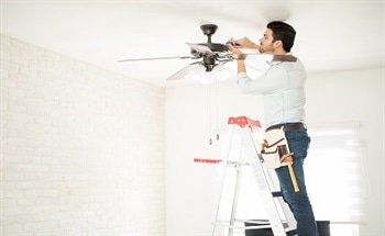 Sustainable Ceiling Fans for Greater Building Energy Efficiency