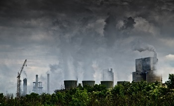 How The Earth's Air is Dangerously Polluted