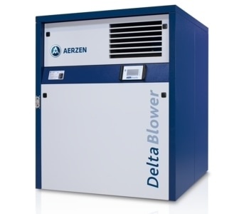 Delta Blower Generation 5 - Rotary Lobe Blowers for Air and Neutral Gases