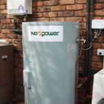 Neopower Solar Hot Water System