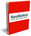 Thin-Film Photovoltaics Markets: 2008 and Beyond (revised), Nanomarkets Report