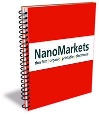 Markets for OLED Materials: 2010, Nanomarkets Report