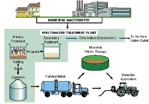 Wastewater Treatment How Wastewater Is Treated