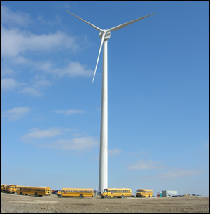 Wind Energy - Using Wind to Generate Electricity
