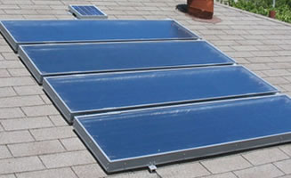 SolarRoofs Premium Skyline ng ® Collectors