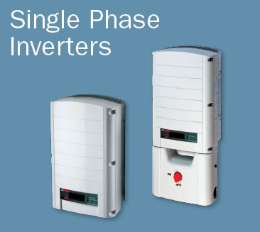 SolarEdge Einphasen Solar Inverter