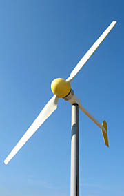 High Efficiency 5.6m/6kW Professional Wind Turbine from Eoltec