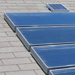 SolarRoofs Premium Skyline® Collectors