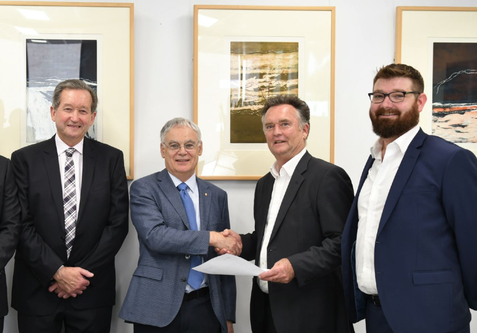 International Partnership Takes Australian Environmental Cleanup Solution to World Markets
