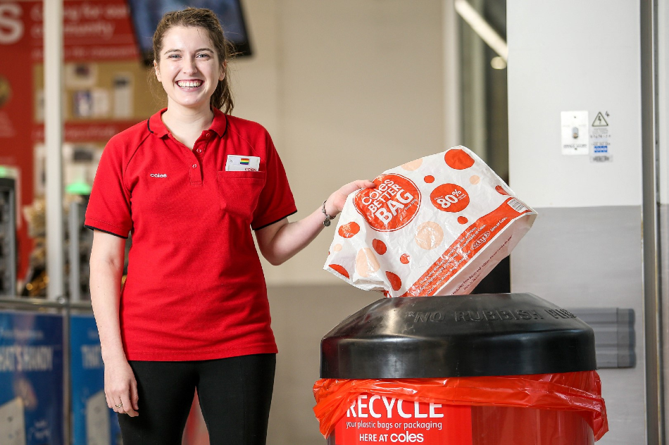 Coles Celebrates Sustainability Week as More Than 1 Billion Pieces of Plastic Saved from Landfill