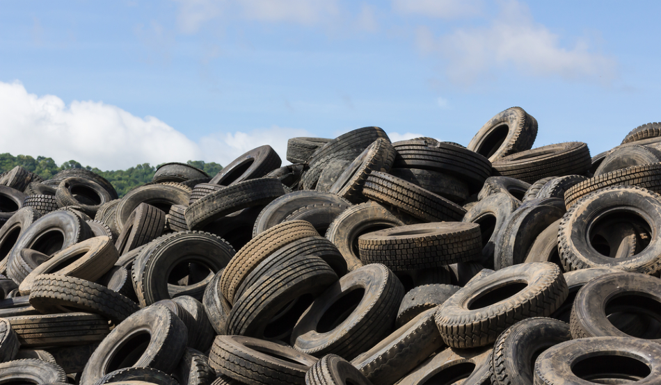 The Benefits of Valorizing Used Tires Through Catalytic Pyrolysis