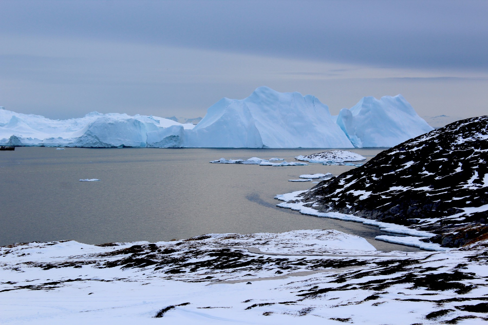 Greenland's ice has melted beyond return, study suggests
