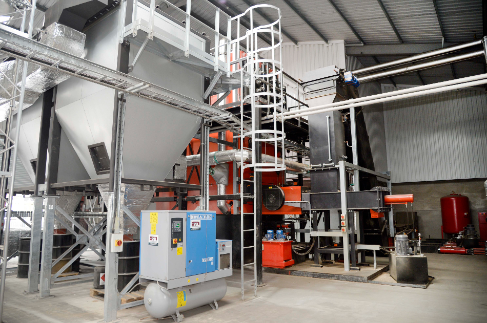 SO Modular Moves Closer to Energy Self-Sufficiency with Investment in Biomass Boiler