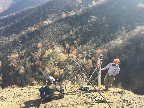 Improved Forecasting Systems Needed to Prevent Debris Flows After Wildfires