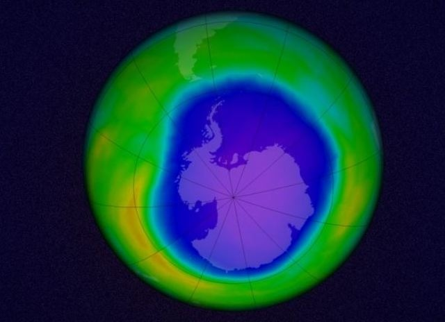 Scientists Identify First Fingerprints of Healing in Antarctic Ozone Layer