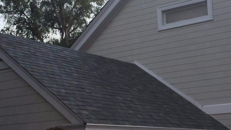 Invisible Solar Panel Roof Tiles to Power Your Home