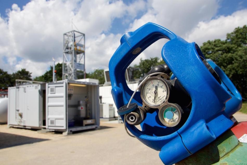 New Technology Converts Electricity into Methane Gas