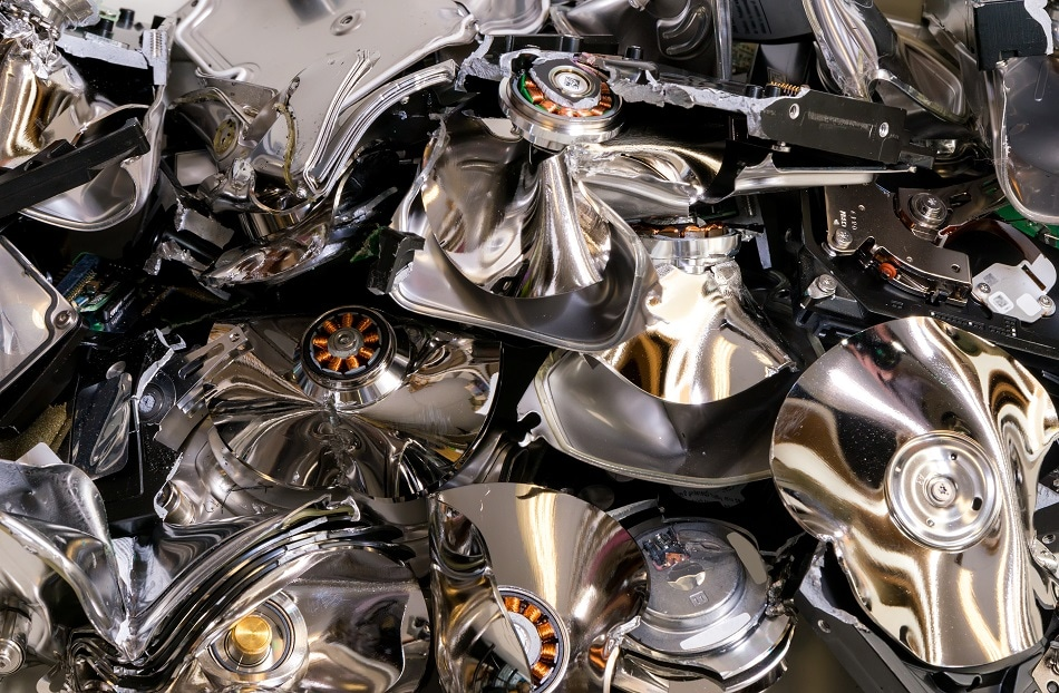 Itronics Generates Revenues through Silver Bullion Production Using E-scrap
