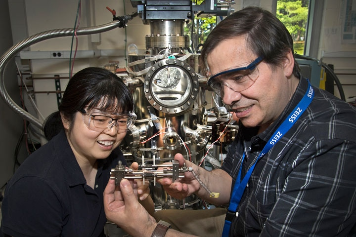 New Efficient, Low-Temperature Catalyst Uses Up Carbon Monoxide While Making Hydrogen Gas