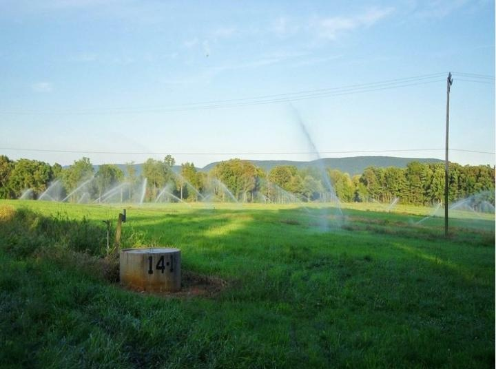 New Research Finds that Soil Could Filter Emerging Contaminants from Wastewater