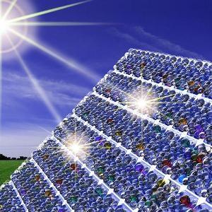 Nanoresonator Coating Enhances Efficiency of Solar Cells