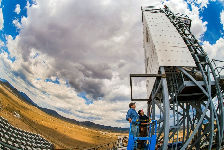 "Researchers Work to Develop High-Temperature ""Concentrating Solar Power"" System"