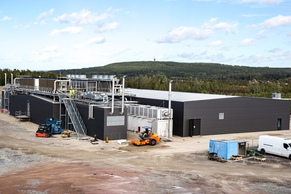 Swedish Data Center Developer Ecodatacenter to Put the World's First Carbon-Positive Data Center into Operation