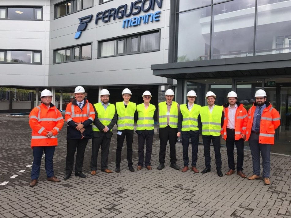 Funding Secured for UK's First Hydrogen Injection System on a Ferry