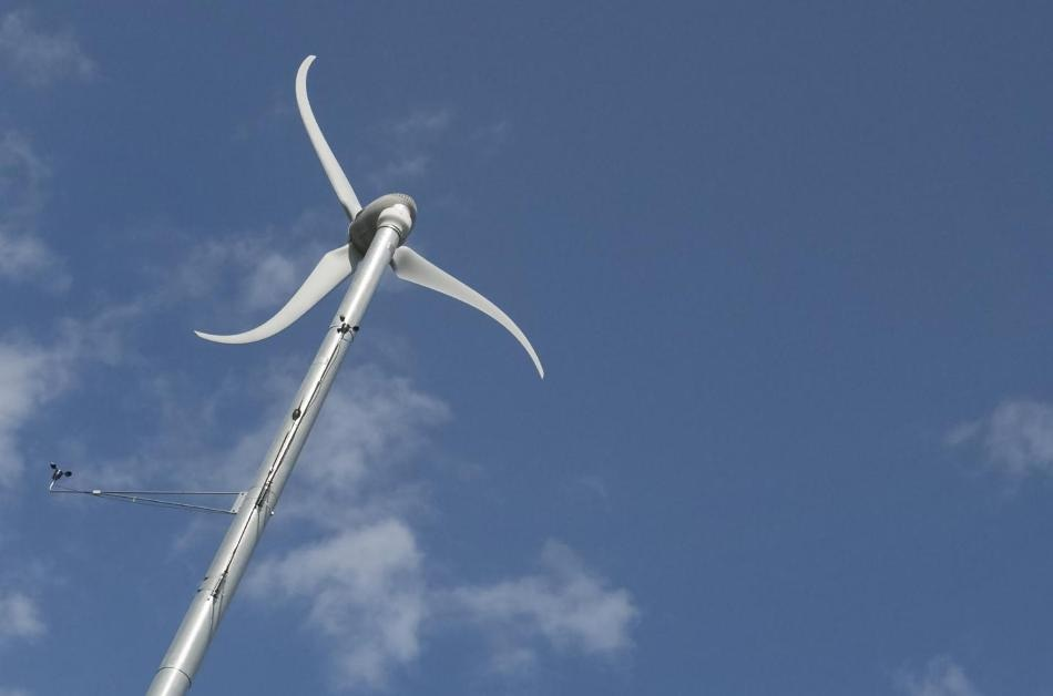 New Approach May Help Design More Efficient Wind Farms