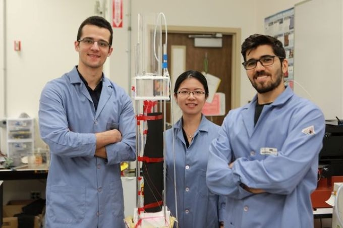UCLA Engineers Design Effective Water Vapor Capture System that Could Produce Clean Water