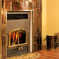 Hunt Stone  Fireplace - Fireplaces  Stoves