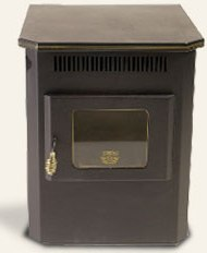 Amaizablaze Corn Stove - Model 4100 (Iroquois) [4100] Call for Price!