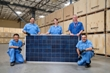 Suntech Power Holdings Surpasses Supply of Solar Panels in South and North America