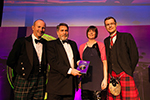 Green project wins award for Highland drinks giant and bio-waste business