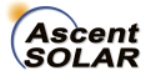 Vanguard Space Technologies Selects Ascent Solar's Flexible Lightweight PV Modules