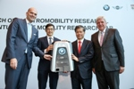 BMW Group and NTU Singapore Launch New Electromobility Research Programme