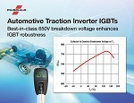 Fairchild Launches New Discrete and Bare Die IGBTs for Hybrid and All-Electric Vehicles
