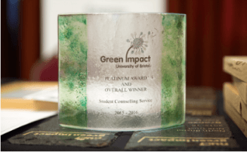 Bristol-Inspired Innovative Green Impact Scheme Wins UNESCO Award