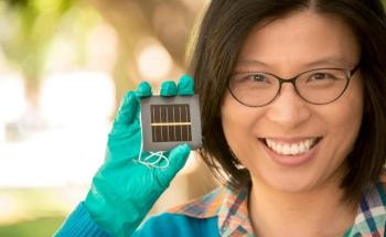 Engineers Achieve Highest Efficiency Rating for Perovskite Solar Cells