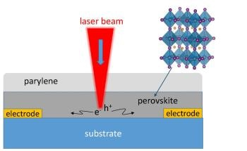 Study Directly Measures Perovskite Solar Film's Conversion Process