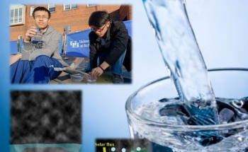 New Solar-Powered Water Purifier Could Help Address Global Drinking Water Shortages