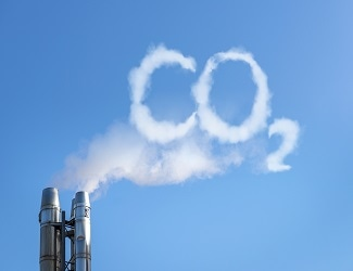 Using Earth-Abundant Catalyst to Disintegrate Carbon Dioxide into CO and Oxygen